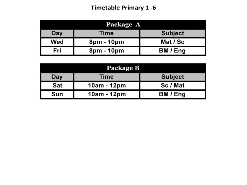 summary-timetable-2013-primary1-6
