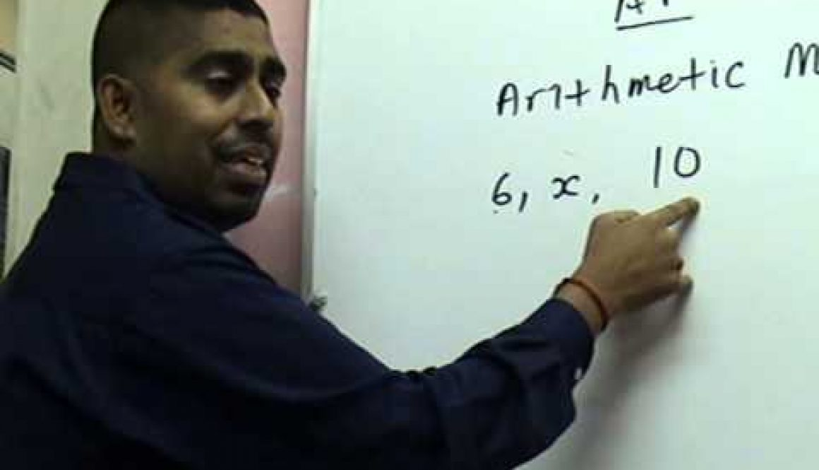 Add Maths Progression Part 5