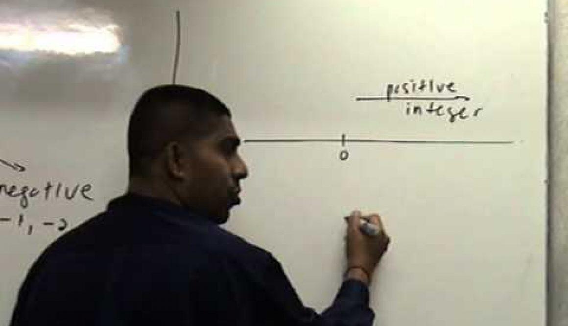 Integers Part 1- Cikgu Vijay – Best Mathematics Teacher