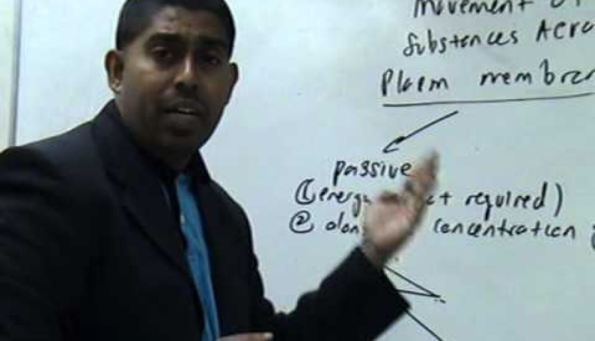 Best Biology- Movement of Substances Across The Plasma Membrane SPM Exam Tips