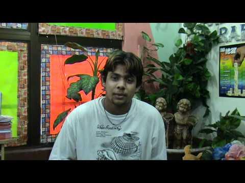 Cikgu Vijay – Pusat Tuisyen Rakan – Elijah SPM Student