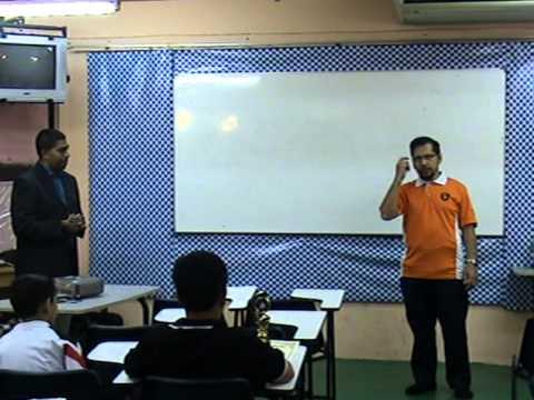 Pusat Tuisyen Rakan – Professor Dr Ahmad Salihin – Naim, Nabil, Nabeela and Naufal's Father