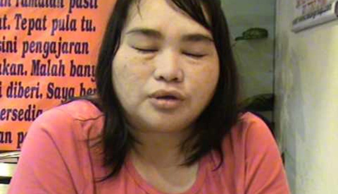 Pusat Tuisyen Rakan – Huey Fen's Mother