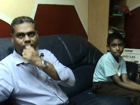 Pusat Tuisyen Rakan – Joshua's father Standard 3 SRK Desa Perdana