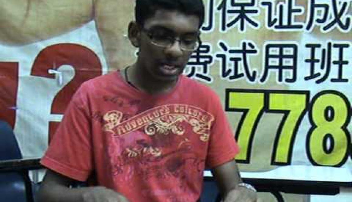 Pusat Tuisyen Rakan – Cyril Bukit Bintang SPM Student