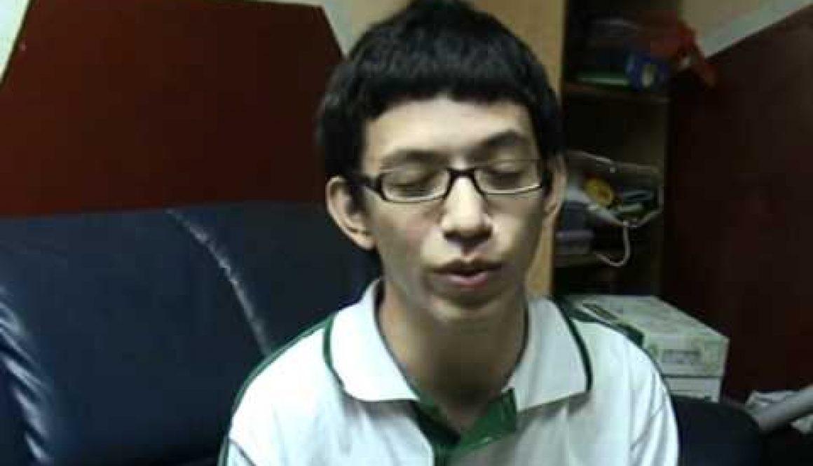Pusat Tuisyen Rakan – Max Wong SPM SMK Bukit Jalil Student