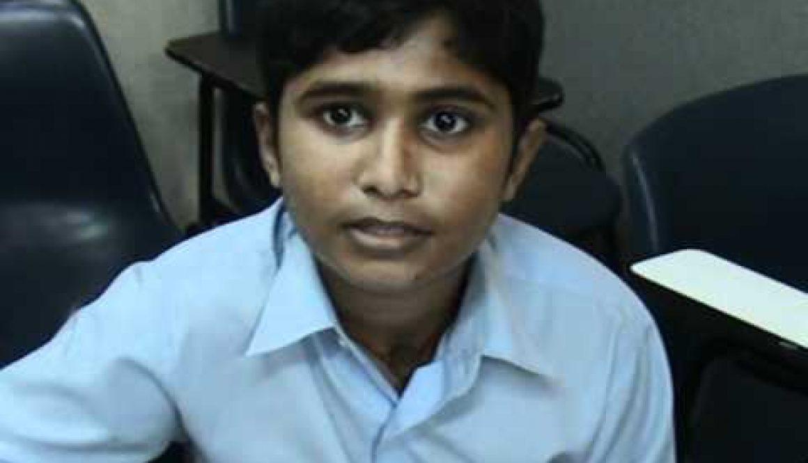 Pusat Tuisyen Rakan – Siveshen UPSR SRJK (T) Vivekananda Student