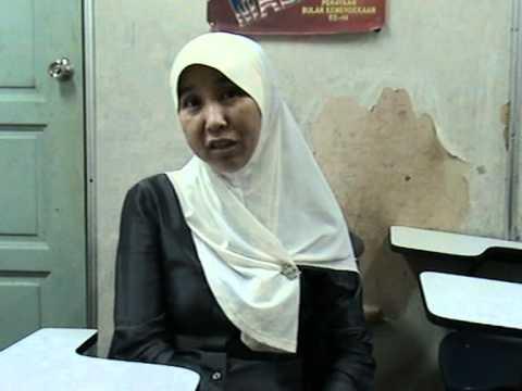 Pusat Tuisyen Rakan – Amirah's mother